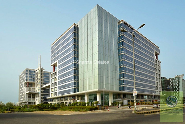 Office for Rent in DLF Towers Jasola District Centre Delhi | Commercial Space on Lease at Jasola Vihar