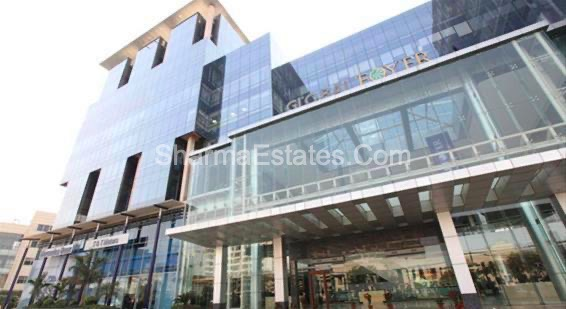 Commercial Space for Rent in Global Foyer Golf Course Road Sector-43 Gurgaon   Office on Lease at Gurugram