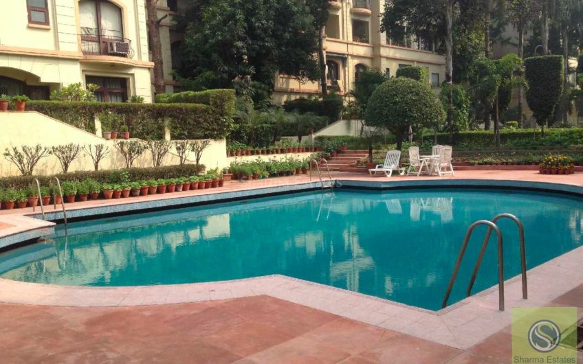 RESIDENTIAL APARTMENT FOR SALE PRITHVIRAJ ROAD CENTRAL DELHI | SUPER PRIME LOCATION TATA APARTMENTS LUTYENS DELHI