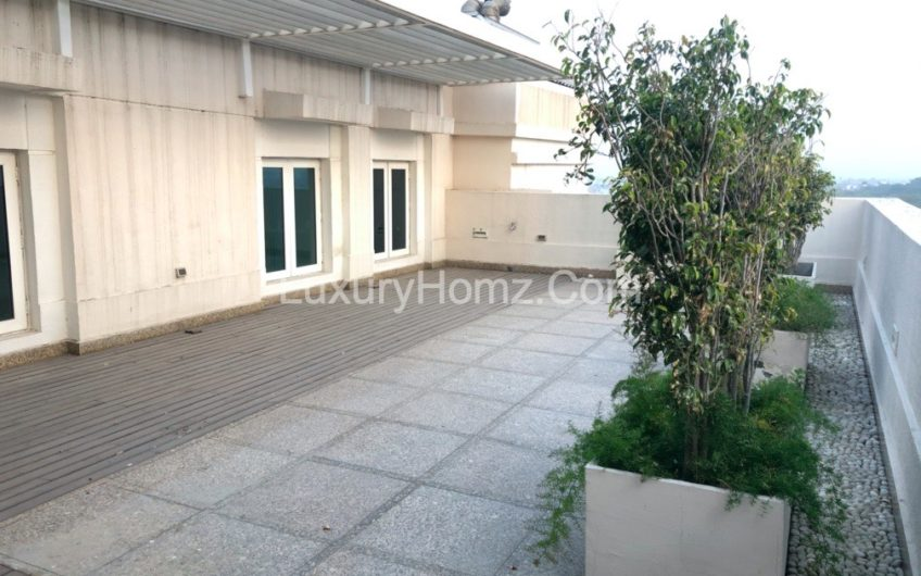 Super Luxury Penthouse for Rent in DLF Queens Court Greater Kailash-2 South Delhi