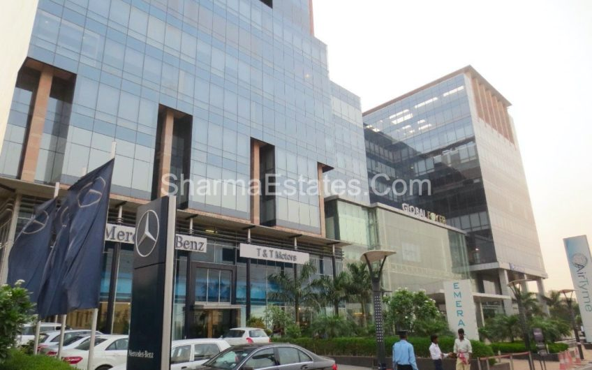 Commercial Space for Rent in Global Foyer Golf Course Road Sector-43 Gurgaon | Office on Lease at Gurugram