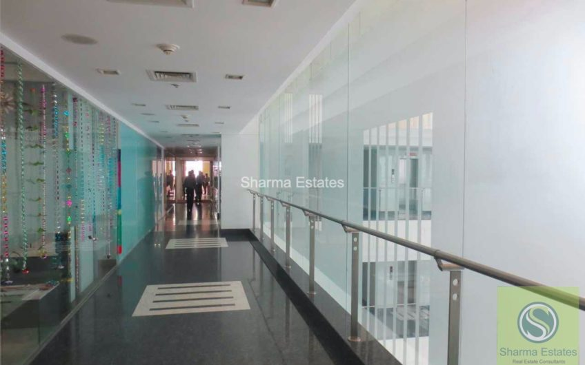 Office for Lease in Elegance Tower Jasola Delhi | Commercial Property For Rent ABW Elegance Tower