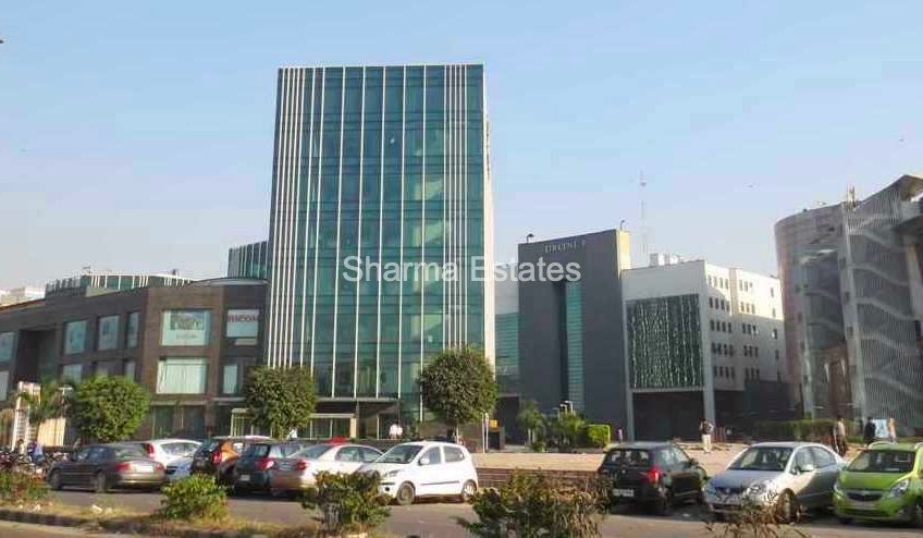Prime Pre- Rented Commercial Property for Sale Jasola New Delhi | Pre- Leased Space in District Centre Jasola Delhi