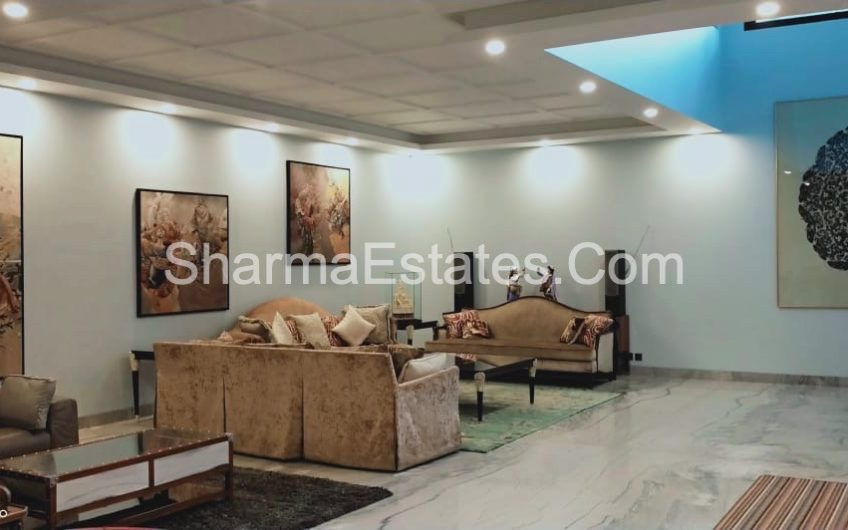 Independent Bungalow in Vasant Vihar South Delhi | Ultra Luxurious Property for Sale at New Delhi