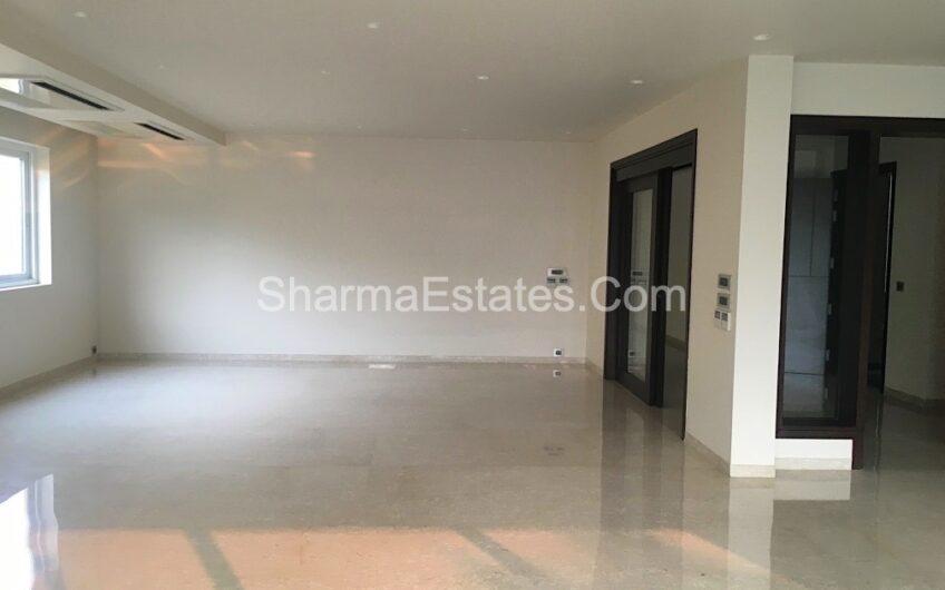 4 BHK Builder Floor Apartment for Sale in N- Block, Panchsheel Park New Delhi | Super Luxury Third Floor with Terrace Garden