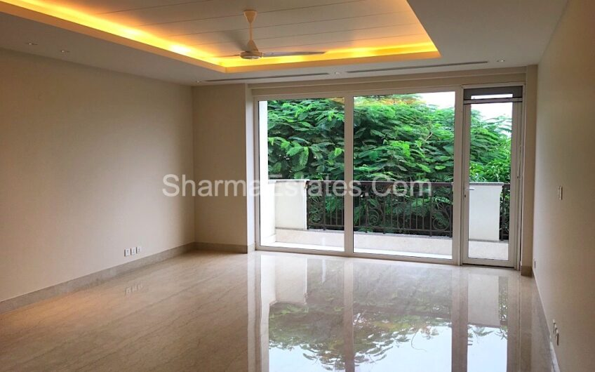 5 BHK Brand New Builder Apartment for Sale in Shanti Niketan New Delhi | Super Luxury House on Ground Floor with Basement