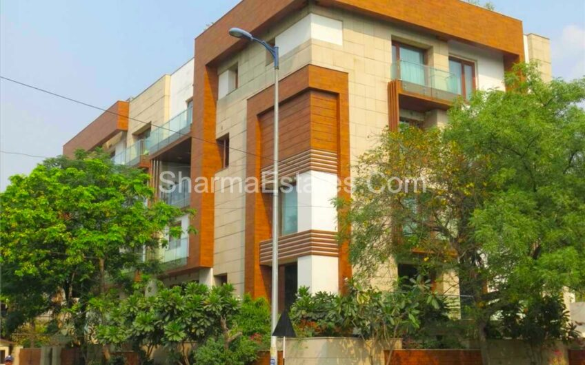 4 BHK Luxury Apartment for Sale in Vasant Vihar New Delhi | Resale Builder Floor in South Delhi
