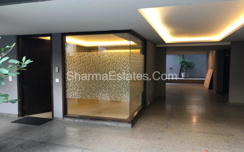 5 BHK Luxurious Builder Floor Apartment for Sale in Shanti Niketan New Delhi | Third Floor with Terrace in South Delhi