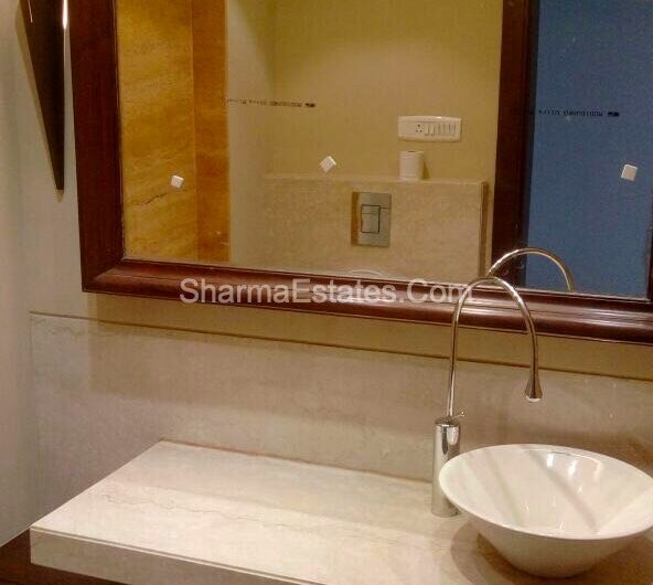 4 BHK Builder Apartment for Sale in Westend Colony New Delhi | Ground Floor with Basement in South Delhi