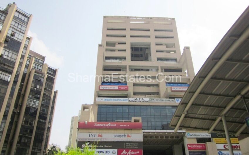 Office Space for Rent/ Lease at Barakhamba Road Connaught Place Delhi | Prime Commercial Property in Central Delhi