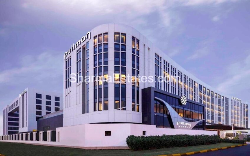 Commercial Office Space For Rent/ Lease Caddie Tower in Novotel- Pullman Hotel Aerocity Delhi | Furnished Space in IGI Airport Delhi