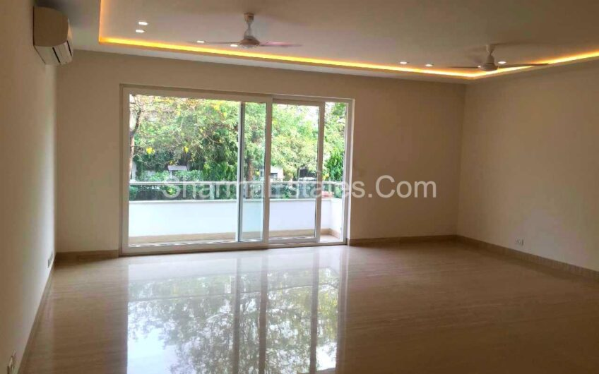 Builder Floor for Rent in Jor Bagh New Delhi | 3 BHK Luxury Residential Apartment in Central Delhi