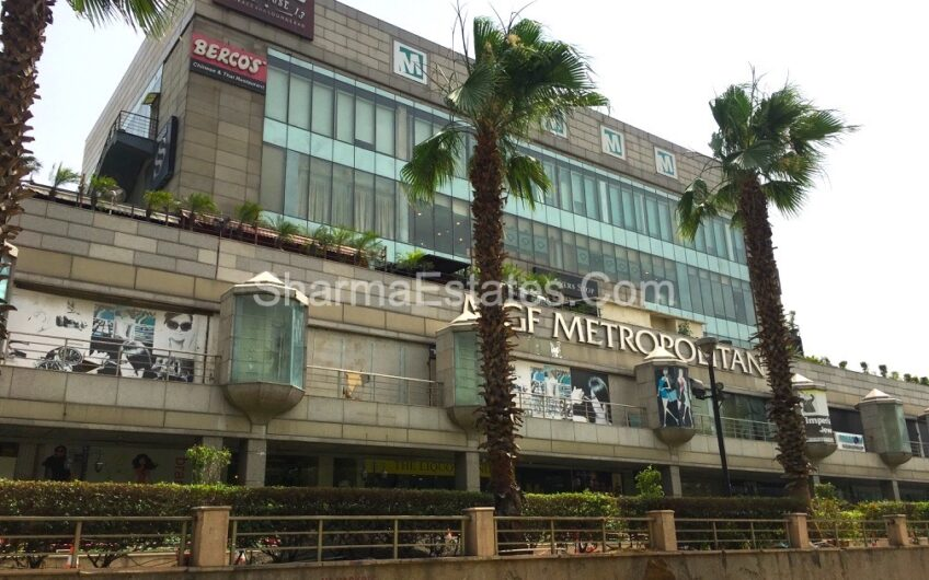 Fully Furnished Office Space for Rent/ Lease at MGF Corporate Park, Saket, New Delhi   Commercial Property in Saket Near Metro