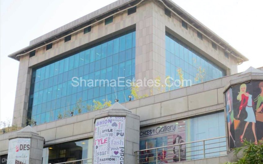 Fully Furnished Office Space for Rent/ Lease at MGF Corporate Park, Saket, New Delhi | Commercial Property in Saket Near Metro