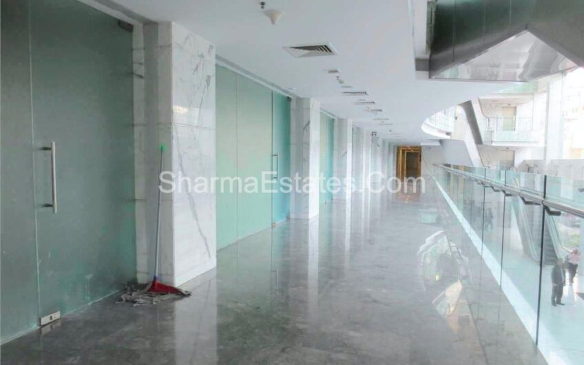 Commercial Office Space for Rent/ Lease at Rasvilas Saket New Delhi | Fully Furnished Office in Salcon Rasvilas Saket Delhi