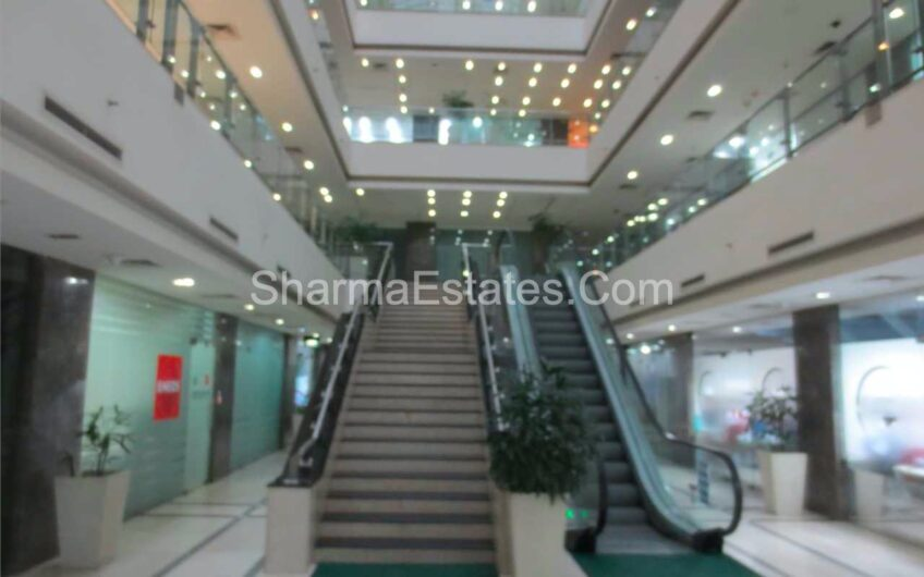 Fully Furnished Office Space for Rent/ Lease in Rectangle One, Saket, New Delhi   Commercial Property in Saket Near to Metro
