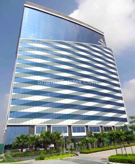 Office Space for Rent/ Lease in Advant Business Park, Sector-142, Noida | Commercial Property Advant Towers Next to Noida Expressway