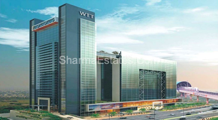 Fully Furnished Office Space For Rent in World Trade Tower, Sector-16, Noida | Commercial Property in WTT Tower Noida