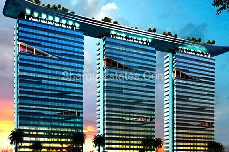 Fully Furnished Office Space For Rent in Alphathum, Sector-90, Noida | Commercial Property in Bhutani Alphathum Metro