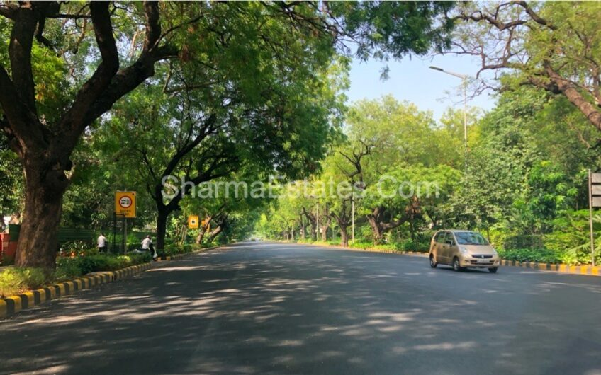 House For Sale in Amrita Shergill Marg, Delhi Central | Independent Property at Lutyens Bungalow Zone Delhi