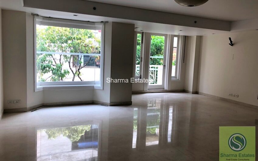 24 BHK Independent Property For Rent/ Lease in Vasant Marg, Vasant Vihar, New Delhi | Newly Built House Near Diplomatic Area