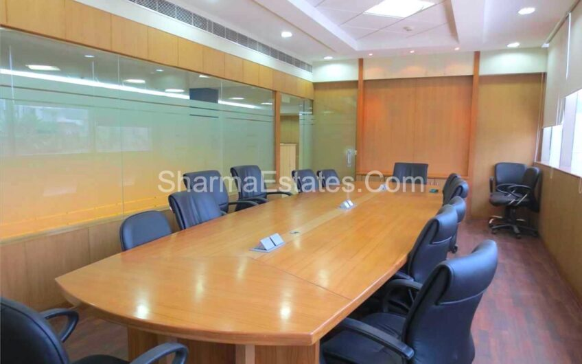 5,000 Sq.Ft. Furnished Office For Rent/ Lease in Mohan Co-operative Industrial Estate, New Delhi | Commercial Space Near Metro