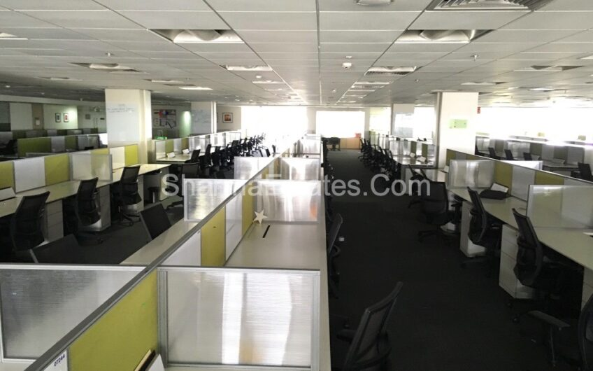 10,000 Sq.Ft. Furnished Office For Rent/ Lease in Udyog Vihar, Phase-1, Gurgaon | Commercial Space Near to NH- 8 & Delhi Border