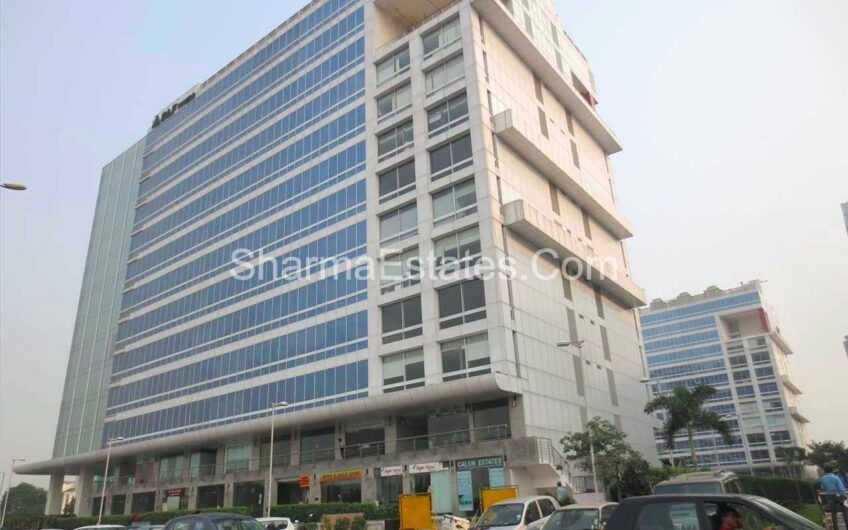 1,500 Sq.ft. Fully Furnished Office Space For Rent in DLF Tower, Jasola Vihar, Delhi | Commercial Property on Lease Near Metro