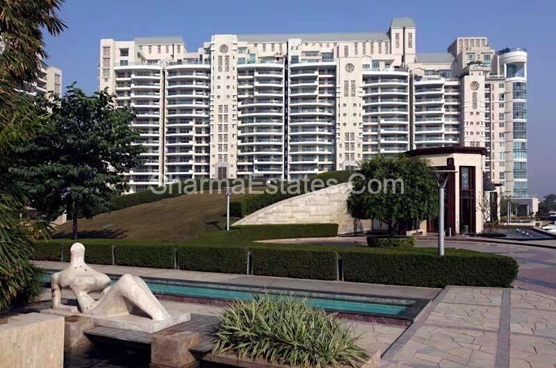 Residential Apartments For Sale in DLF Aralias, DLF Golf Links, Sector-42, Gurgaon | 3 BHK / 4 BHK / 5 BHK Flats at DLF Phase-5, Golf Course Road
