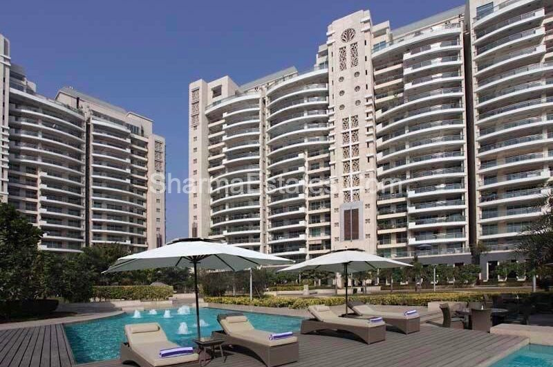 4 BHK Apartment For Rent in DLF Aralias, DLF Phase-5, Sector-42, Gurgaon | Luxury Furnished Flat at Golf Course Road