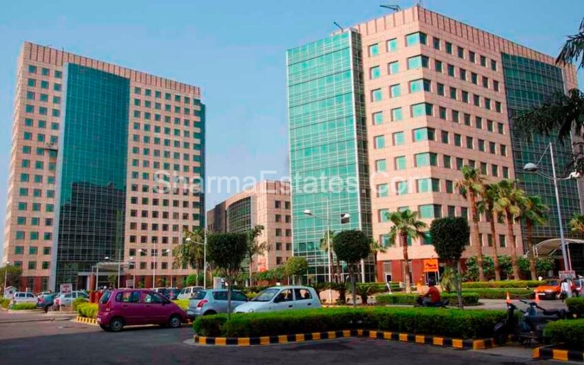 Office Space for Rent/ Lease in Global Business Park, MG Road, Gurgaon | Furnished Commercial Property in Gurugram