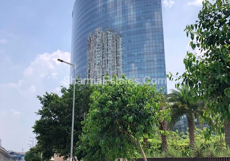 15,000 Sq.Ft. Fully Furnished Commercial Property For Lease/ Rent in One Horizon Center, Golf Course Road, Sector-43, Gurugram – Haryana