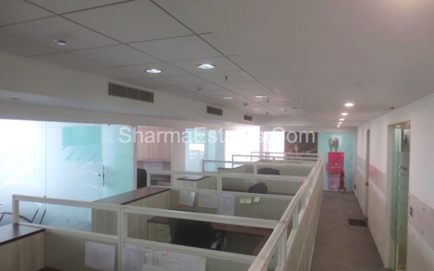 5,000 Sq.Ft. Office Space For Rent in DLF Corporate Park, MG Road, Gurgaon | Fully Furnished Commercial Office in Gurugram