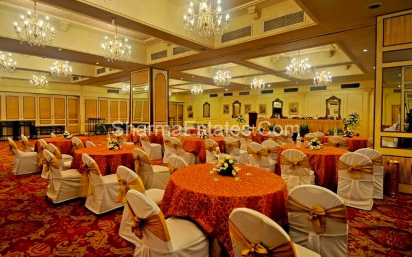 Running Banquet/ Marriage Hall for Sale on Dwarka- Link Road, Pushpanjali, South Delhi | 4 Acres Marriage Halls in New Delhi