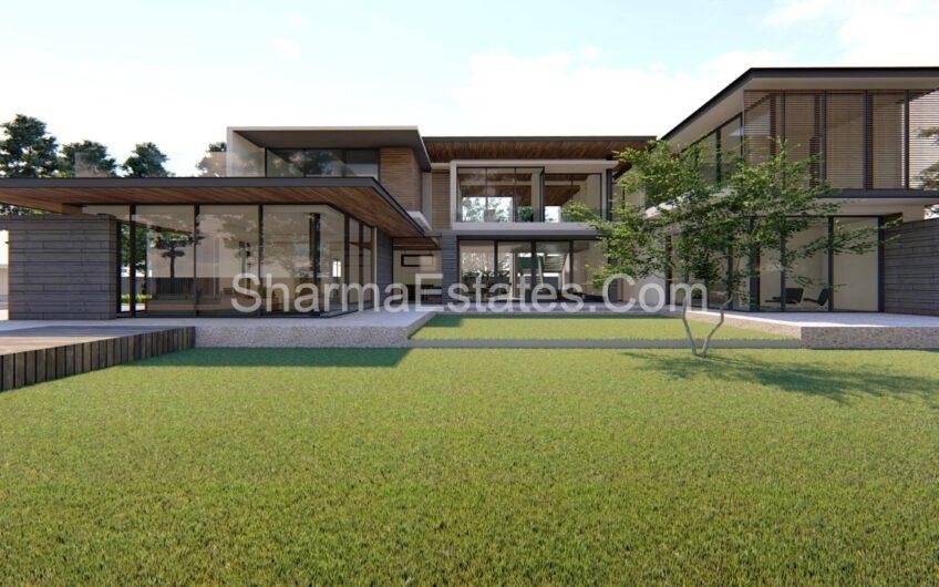Farmhouse for Sale on Prakriti Marg, Sultanpur, Chattarpur, New Delhi   1 Acre – 5 Acres Farm Land in Delhi