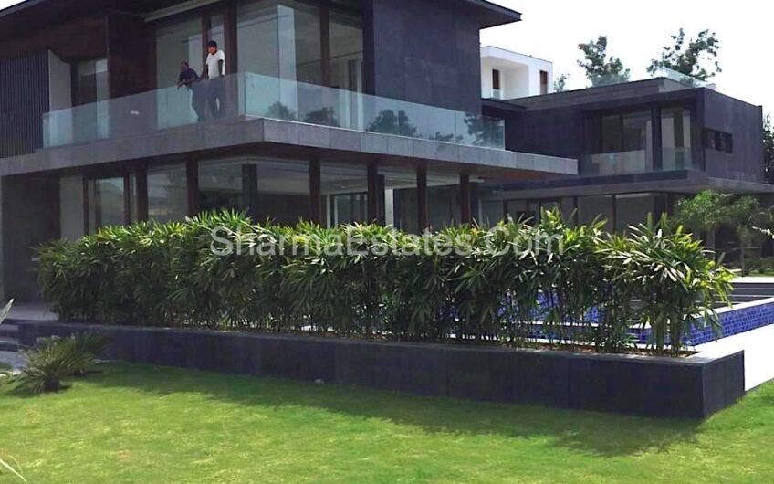 6 BHK Brand New Farmhouse For Sale on Prakriti Marg, Sultanpur, Chattarpur, New Delhi | Luxury Farm House in South Delhi
