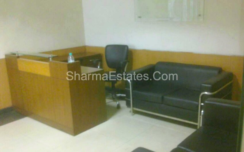 5,000 Sq.Ft. Fully Furnished Commercial Property For Lease/ Rent in Institutional Area, New Delhi | Office Space in South Delhi