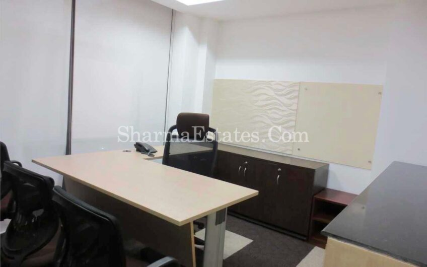 5,000 Sq.Ft. Fully Furnished Commercial Property For Lease/ Rent in Vasant Kunj, New Delhi | Office Space in New Delhi
