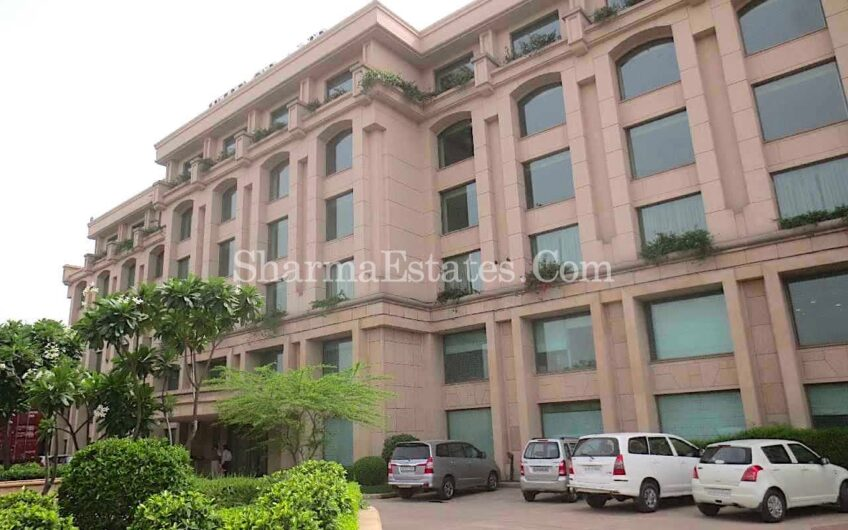 Office Space for Rent/ Lease in Vasant Kunj, New Delhi | Furnished Office in DDA Commercial Complex of South Delhi