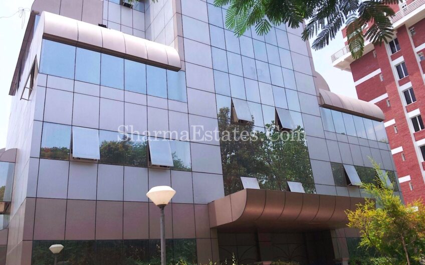 Office Space For Rent/ Lease in Qutab Institutional Area, New Delhi | Furnished Office in Commercial Institutional Area