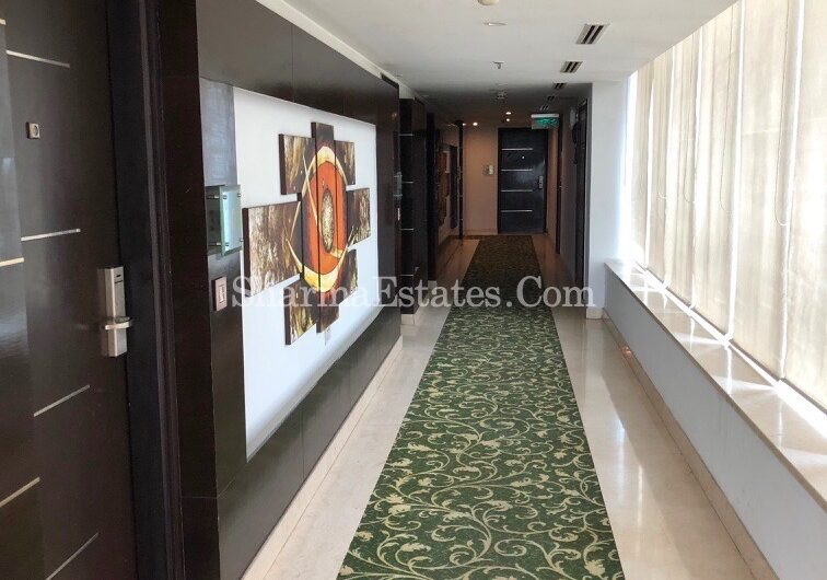 Super Prime 42 Rooms Hotel For Sale in Rajiv Chowk, Gurugram, Haryana | Running Hotel at National Highway-8