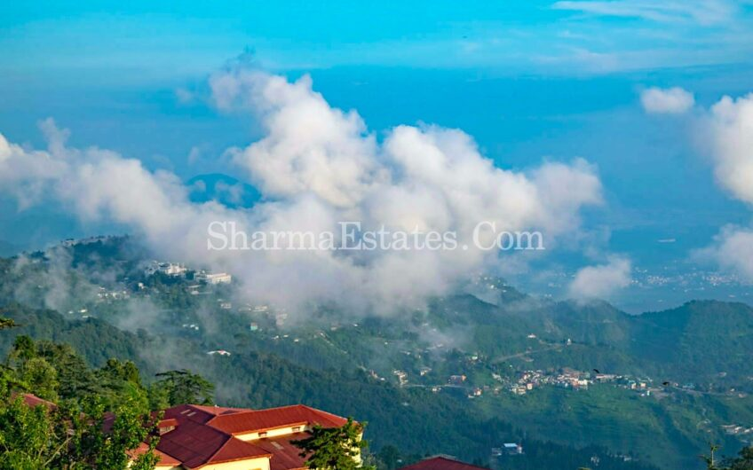 Luxury 5 Star Hotel Property For Sale in Mussoorie, Uttarakhand | 142 Rooms Running Hotel at Mall Road, Mussoorie, India